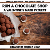 Run a Chocolate Shop: A Real Life Math Project | Distance