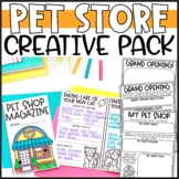Run a Pet Store Writing Add-On: Grand Opening Flyer