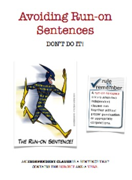 Run-on Sentence Presentation
