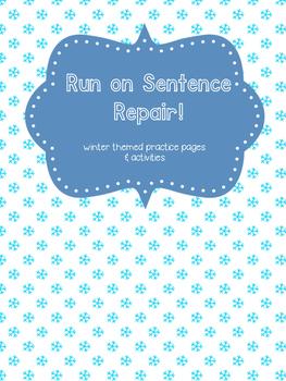 Winter Run on Sentence Repair