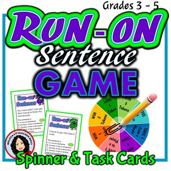Run-on Sentences Game