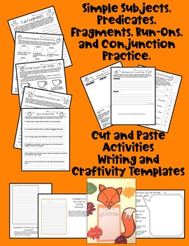 Run-on Sentences and More