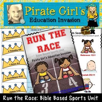 Run the Race: Bible Based Sports Unit