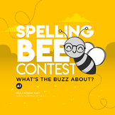 Run your own Spelling Bee Contest - Project
