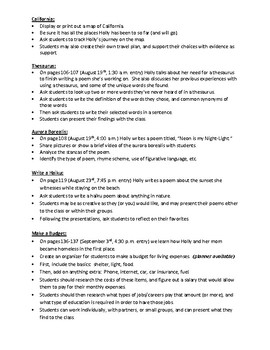 Runaway - Lesson plan/Activity guide