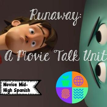 Runaway- Movie Talk Unit