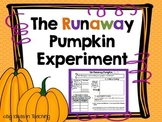Runaway Pumpkin Science and Math Experiment STEM