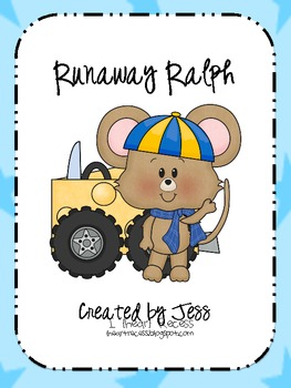 Runaway Ralph Activities