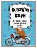 Runaway Ralph Literature Circle Journal Student Packet