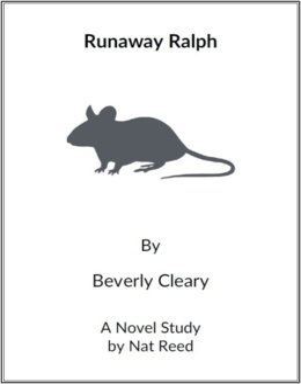 Runaway Ralph - (Reed Novel Studies)