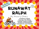 Runaway Ralph by Beverly Cleary: A Complete Novel Study!