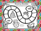 Runaway Reindeer - Christmas Board Game
