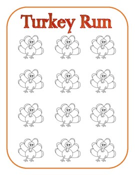 Runaway Turkeys Game
