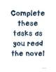 Runner by Robert Newton Higher Order Thinking Booklet