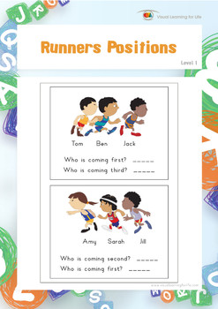 Runners Positions