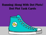 Running Along with Dot Plots! Task Cards