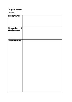 Running Assessment Records