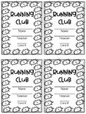 Running Club Stamp Cards