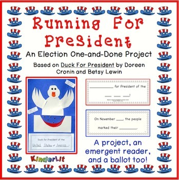 Running For President - A Presidential Election One-and-Done Project