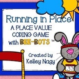 Running In Place {Value} - A Bee-Bot Coding Game