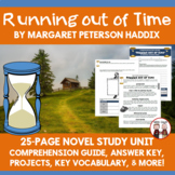 Running Out of Time Novel Unit