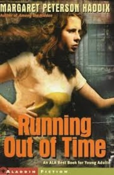 Running Out of Time by Margaret Haddix - Guided Question Response or Book Report