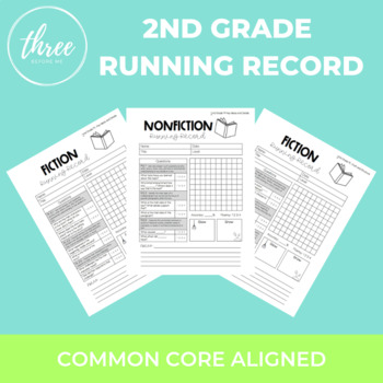 Running Record (2nd Grade)