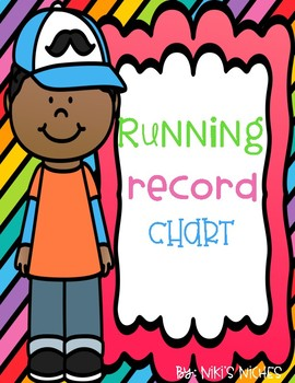 Running Record Graph