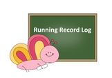 Running Record Log