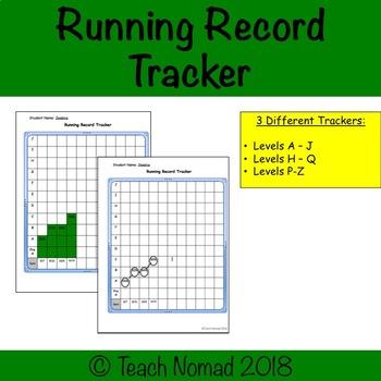 Running Record Tracker