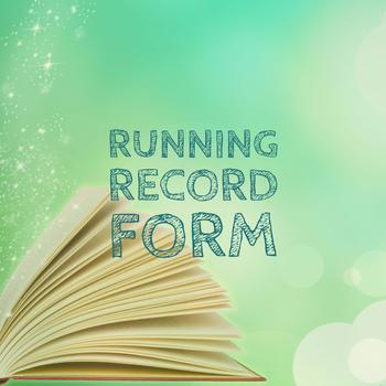 Running Record and Conference Observation Form