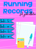 Running Records - Second Grade Collection