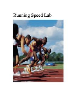 Running Speed Lab Lesson Plan