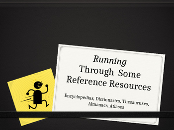 Running Through Some Reference Resources