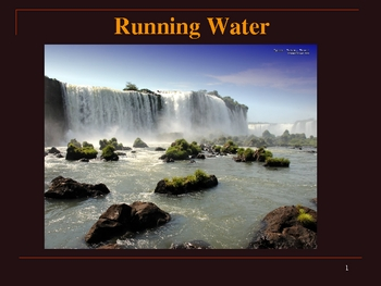 Running Water Erosion Deposition Presentation