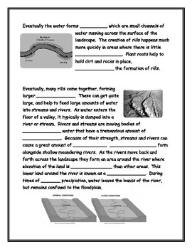 Running Water Note-taking Guide