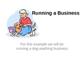 Running a Business