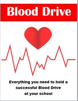 Running a Successful Blood Drive
