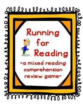 Running for Reading