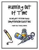 """Running out of Time"", by M.P. Haddix, Comprehension Questions"