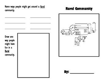 Rural Community Book