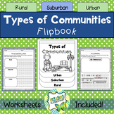 Rural Urban Suburban Communities Flipbook