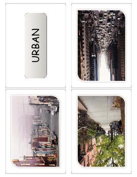 Rural or Urban - Matching Activity