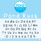 Rush Font - Font for Commercial and Personal Use