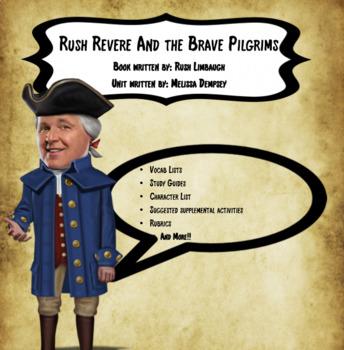 Rush Revere and the Brave Pilgrims Unit