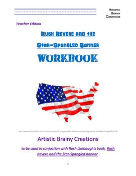 Rush Revere and the Star Spangled Banner Novel Study Guide