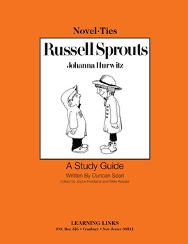 Russell Sprouts - Novel-Ties Study Guide