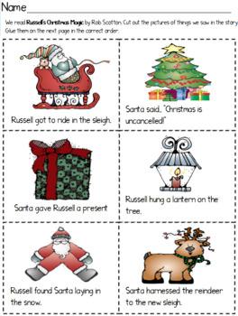 Russell's Christmas Magic Book Companion