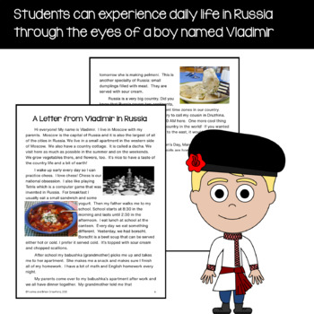 Russia Country Study