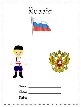 Russia A Research Project